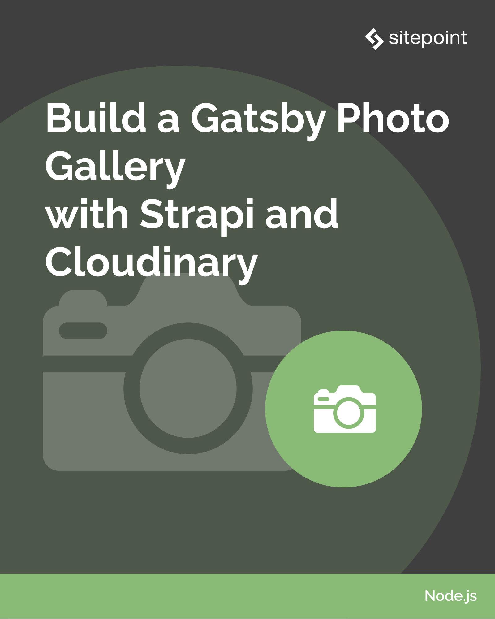 Build a Gatsby Photo Gallery with Strapi and Cloudinary