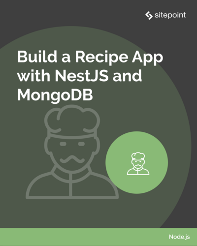Build a Recipe App with Nest.js and MongoDB