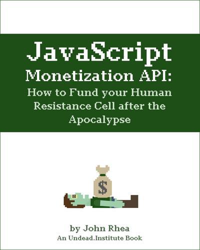 JavaScript Monetization API