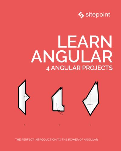 Learn Angular: 4 Angular Projects