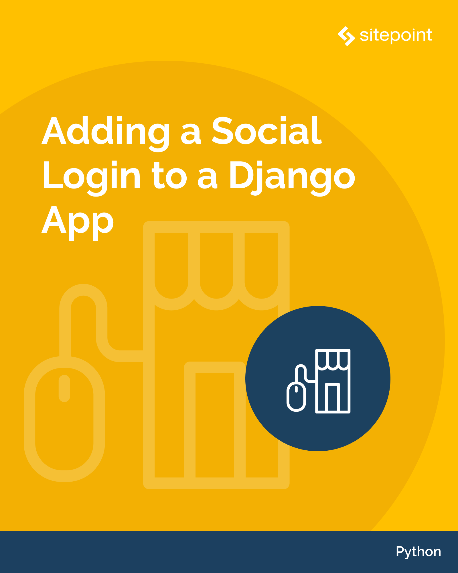 Adding a Social Login to a Django App