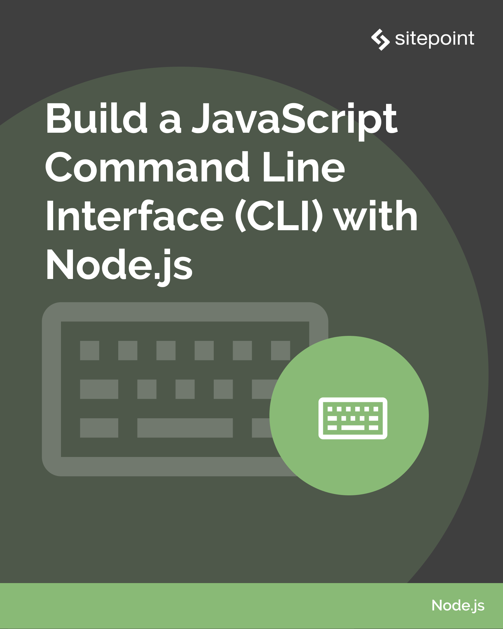 Build a JavaScript Command Line Interface (CLI) with Node.js