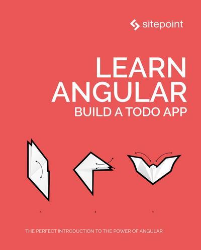 Learn Angular: Build a Todo App